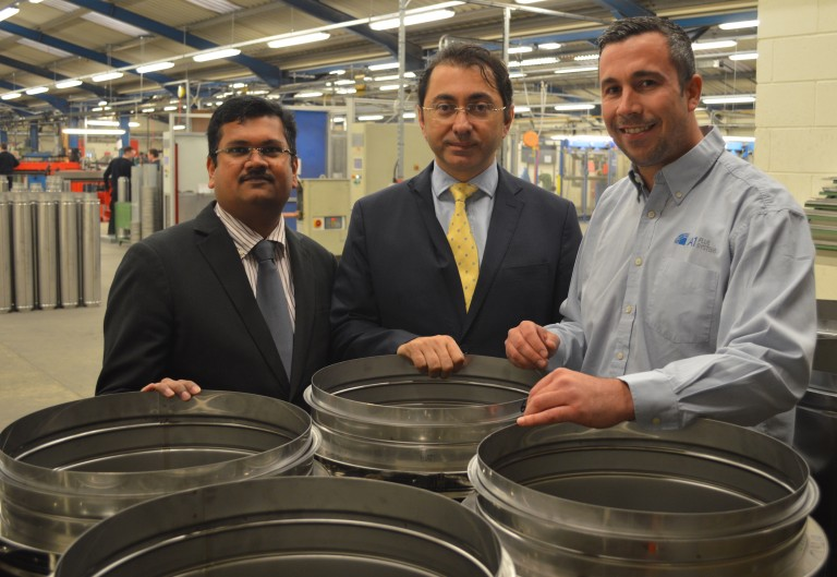 A1 Flues secures UAE alliance as platform for export growth