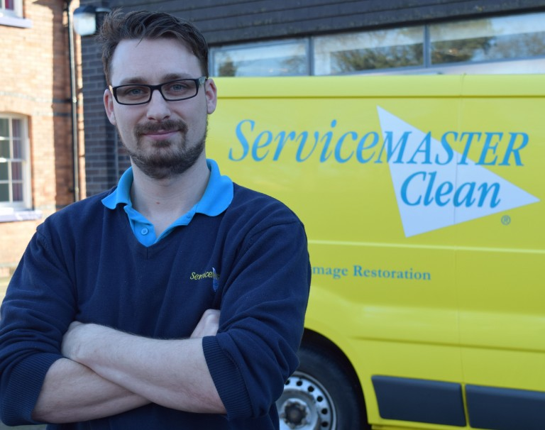 New owner for Derbyshire cleaning company
