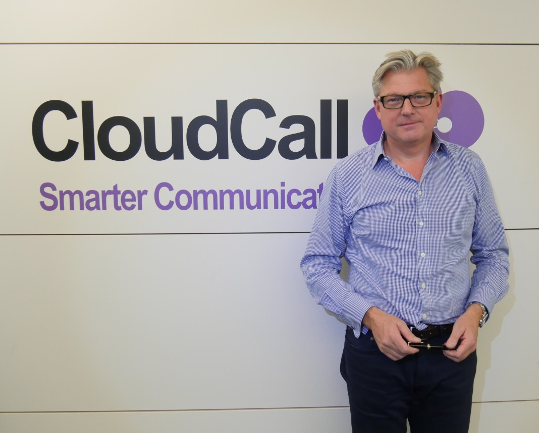 Simon Cleaver, chief executive of Synety Group