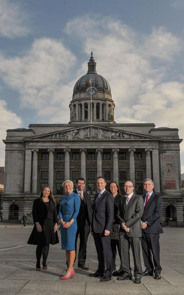 Buckles up for further expansion in Nottingham