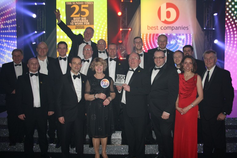 East Midlands firm named best construction company to work for in the UK