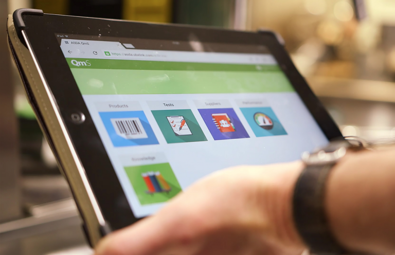 Notts company boosts Asda's quality management system