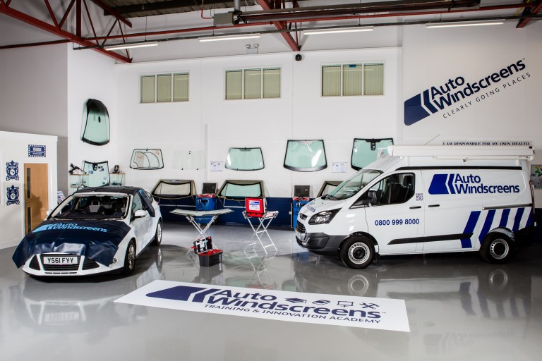 Auto Windscreens launches new Training & Innovation Academy