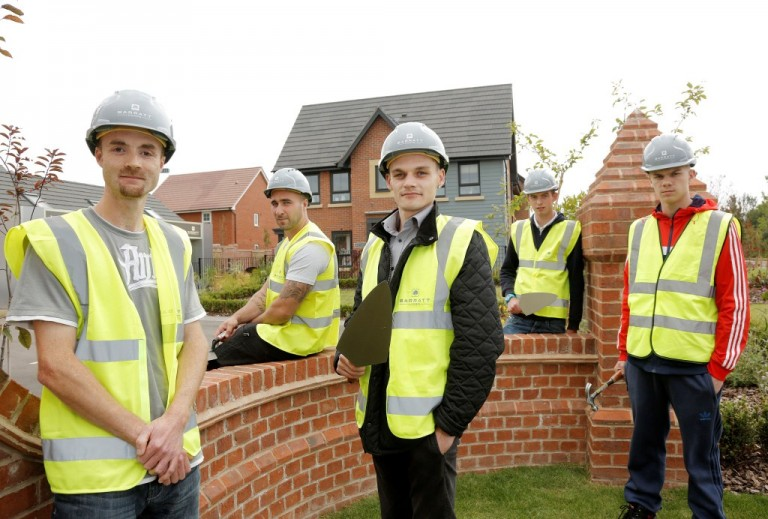 Homebuilder commits to supporting local employment