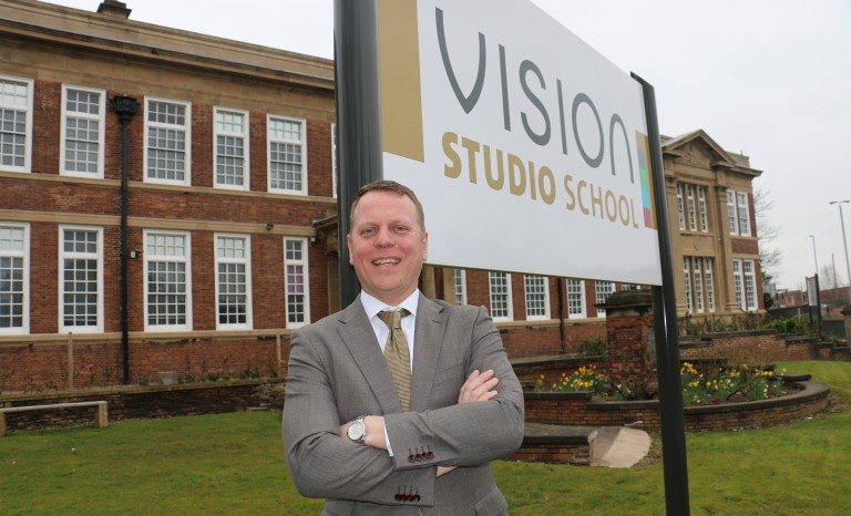 Mansfield studio school chief unveils vision