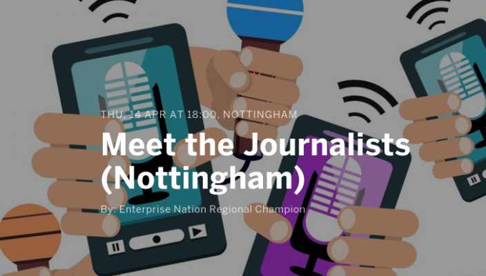 Meet the Journalists – your invitation