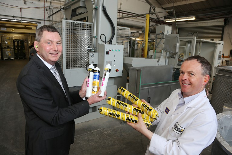 Historic company seals its future prospects and secures jobs with major investment
