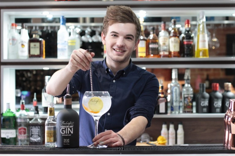 Market Harborough's first gin bar opens at canal basin