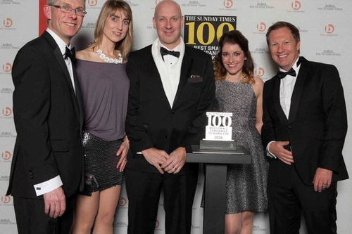 "PKF Cooper Parry named in ""100 Best Small Companies to Work For"" list"