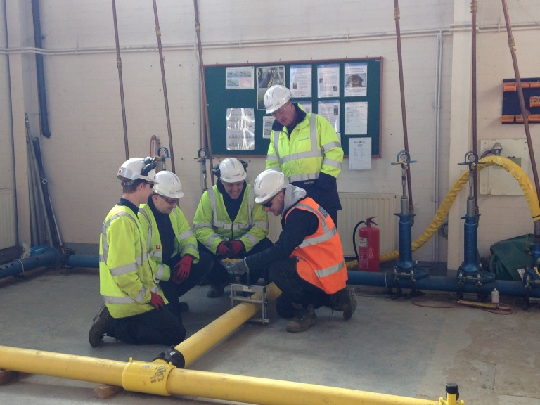 DTL wins major gas training contract