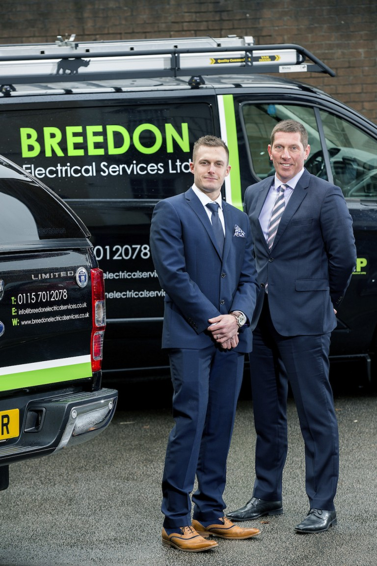 Springhall drives expansion at Breedon Electrical Services