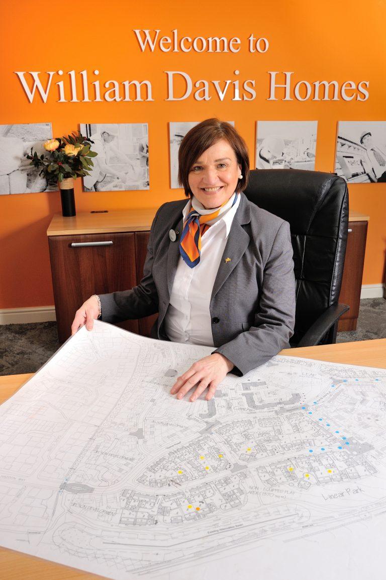 New sales consultant at William Davis Homes