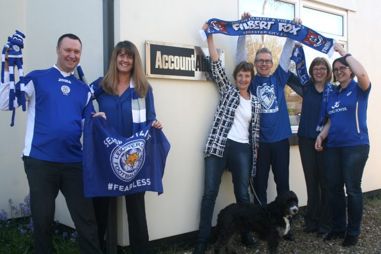 Foxes title pledge shuts accountants – for one day