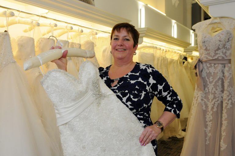 Notts bridal boutique grows sales thanks to First Enterprise funding