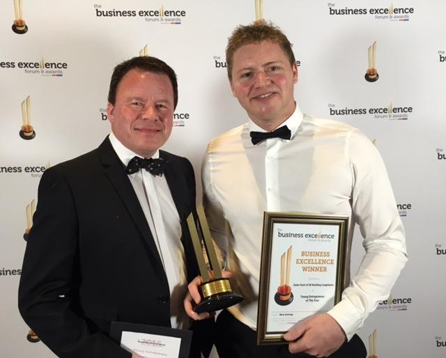 Hinckley entrepreneur wins at international business awards