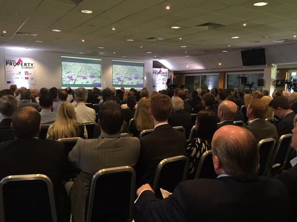 Derby set for latest Property Summit
