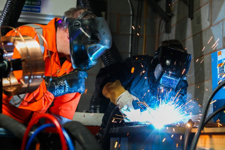 Welding firm celebrates heritage with a look to the future