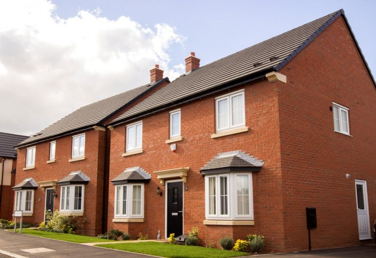 Demand for new homes strengthens Leicestershire housebuilder
