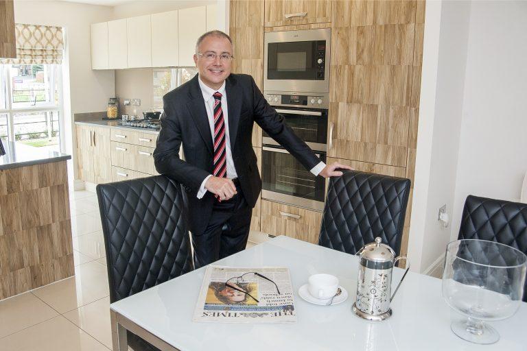 """Mortgage war"" spells good news for homebuyers, says Notts housebuilder"