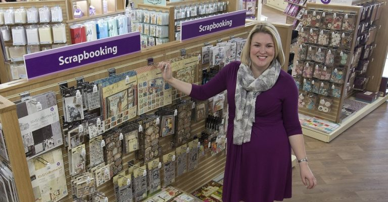 14 new jobs created at Chesterfield craft store