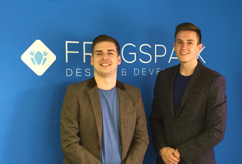 Derby digital agency doubles turnover
