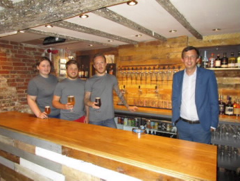 New bar for Derby's Cathedral Quarter