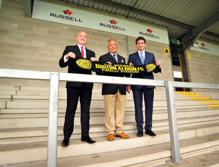 Russell Roof Tiles kicks off season with sponsorship deal