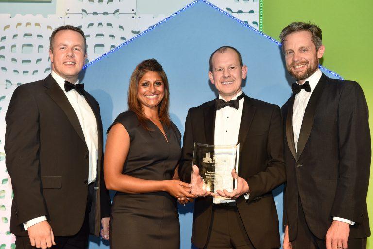 Savills scoops top Midlands award