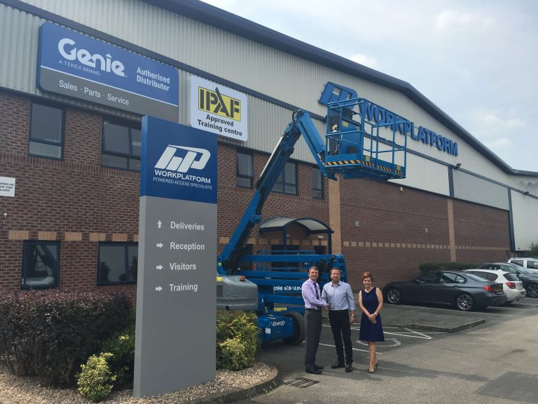 Barclays funding lifts Derbyshire business to new heights