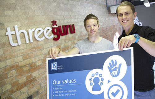 Global business invests in Derby agency