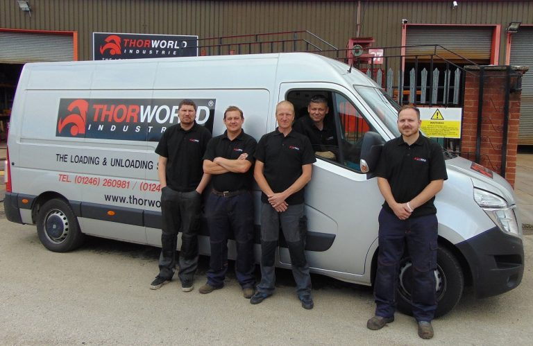 Thorworld engineers become first to achieve new NVQ
