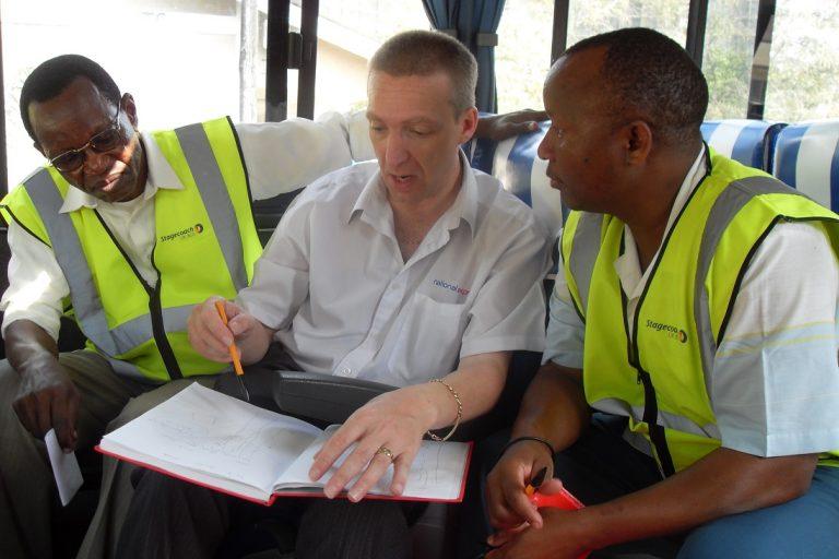 Northants manufacturer celebrates 10-year partnership with Transaid