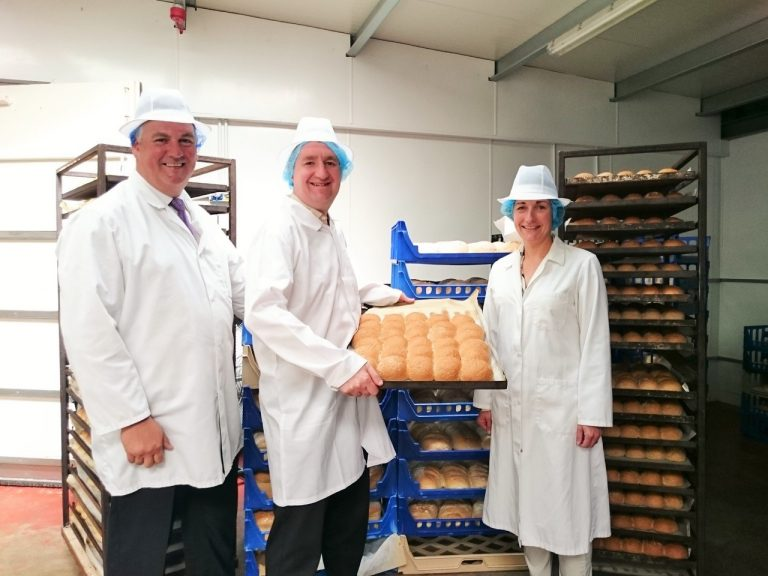East Midlands bakery on a roll following £75,000 investment