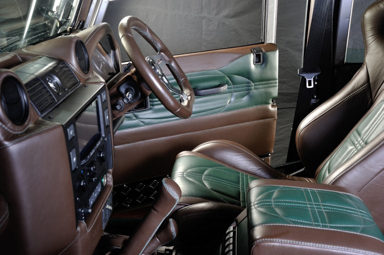 Upsurge in orders prompts expansion for luxury car upholstery specialists