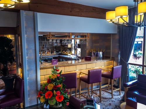 Restaurant revamp at Morley Hayes