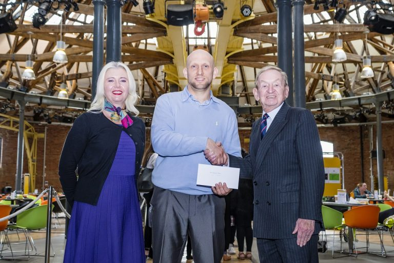 Bursary boost for Derby College student