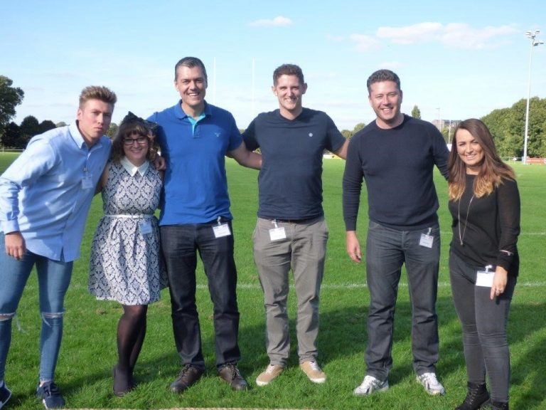 Game on for BWB as staff celebrate a year to remember