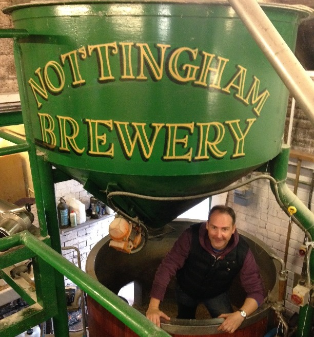 Nottingham's craft beer scene brewing up a storm
