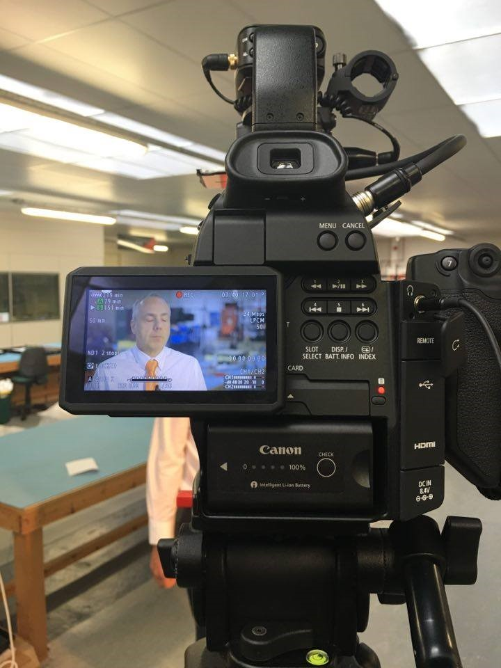 Infotec to feature in quality standard video
