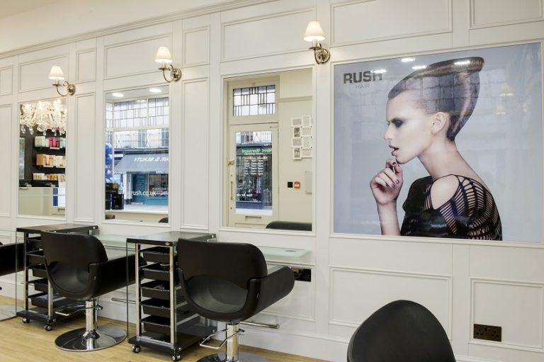 New Nottingham salon is a cut above