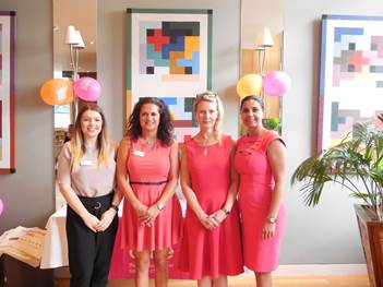 Mazars' East Midlands offices host hat-trick of charity events