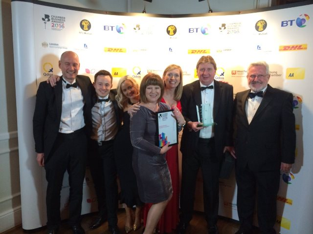 Northants Chamber triumphs in Chamber Awards