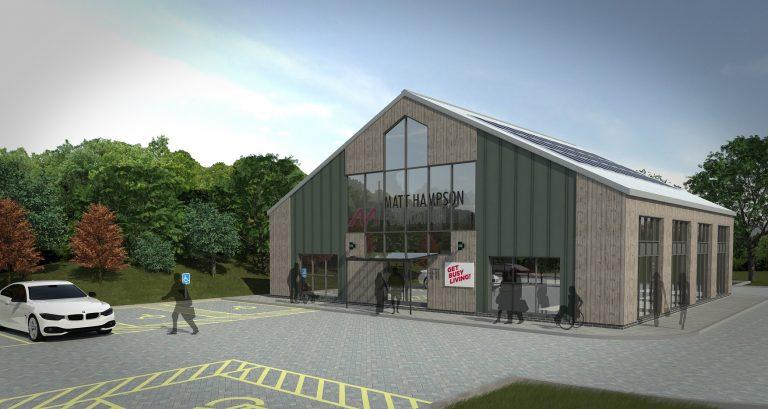 Businesses join forces to deliver £1 million rehabilitation centre