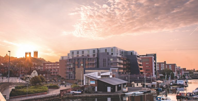 Lincoln development inspired by city's heritage and Tate Modern