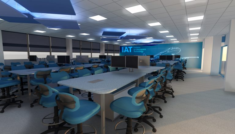 Notts firm creates atmospheric teaching facility at UoN