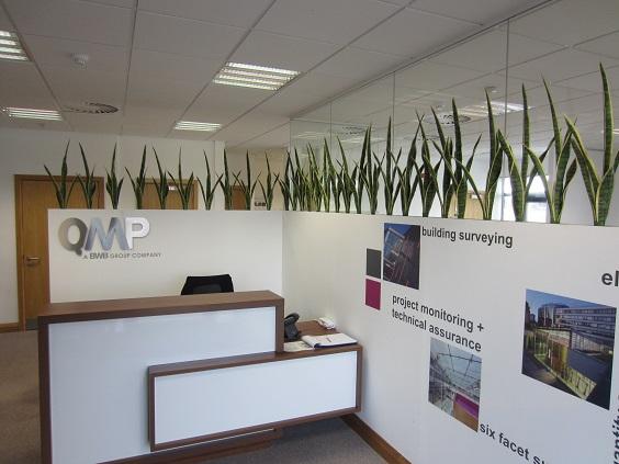 Modern workspace refurbishment reinforces BWB & QMP merger