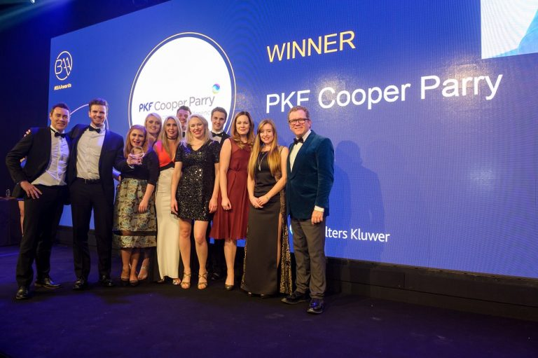 Copper Parry scoops innovative practice accolade at The British Accountancy Awards