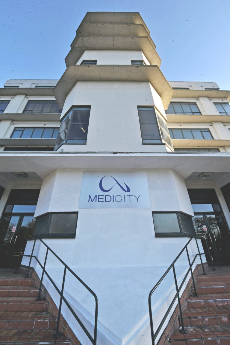 MediCity to expand with £1.4m investment