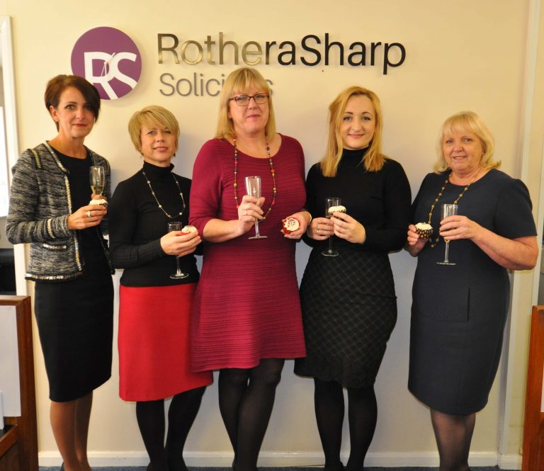 Law firm celebrates thirty years in Wollaton