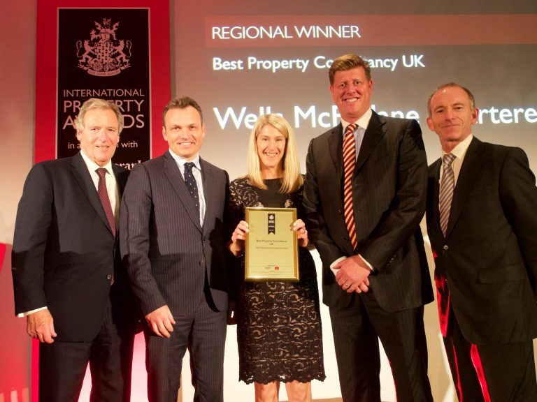 "Lutterworth firm named ""UK's best property consultancy"""